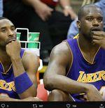 Terungkap, Shaquille O'Neal Pernah Menampar Kobe Bryant saat Latihan