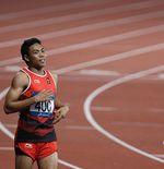 Lalu Muhammad Zohri Kesampingkan Bonus PB PASI, Fokus Persiapan Olimpiade Tokyo