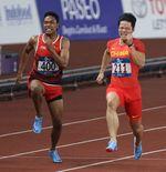 Manusia Tercepat Asia Berambisi Raih Medali di Olimpiade Tokyo