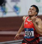Lalu Muhammad Zohri Tampil Kurang Memuaskan di Test Event Atletik Olimpiade Tokyo 2020