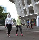 Mau Olahraga di Jakarta Malam Ini, Hindari Tempat-tempat Ini
