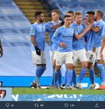 Hasil Manchester City vs Bournemouth: Phil Foden Selamatkan Wajah The Citizens