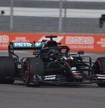 Hasil Kualifikasi F1 GP Rusia 2020: Lewis Hamilton Amankan Pole Ke-96