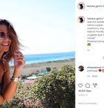 Istri Bintang Valencia Tandai 1,8 Juta Follower di IG dengan Foto Siluet Bugil