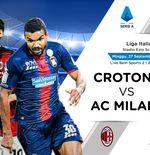 Prediksi Liga Italia: Crotone vs AC Milan