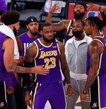 Hasil NBA Play-off:LA Lakers Juara Wilayah Barat, Penantian Panjang Berakhir