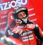 Andrea Dovizioso Tertarik Isi Kursi Marc Marquez di Repsol Honda