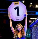 78 Hari Pascamelahirkan, Arianny Celeste Sudah Tampil Sempurna Sebagai Ring Girl UFC