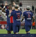 Cerita Mauro Icardi: Bangga Bisa Bermain dengan Neymar dan Kylian Mbappe