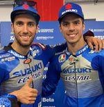 Ambil Hikmah dari MotoGP Prancis, Suzuki Ecstar Percaya Diri saat Balapan di Mugello