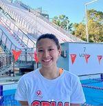 Perenang Muda Elysha Chloe Pribadi Sukses Pecahkan 3 Rekornas Saat Tampil di Australia