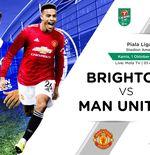Prediksi Piala Liga Inggris: Brighton and Hove Albion vs Manchester United