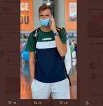 Daniil Medvedev Sesumbar dalam Performa Terbaik di French Open 2021