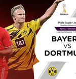 Prediksi Piala Super Jerman: Bayern Munchen vs Borussia Dortmund