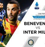 Link Live Streaming Liga Italia: Benevento vs Inter Milan