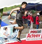 PRU25 Acteev Virtual Walk & Run Jadi Ajang Lari Sembari Berdonasi
