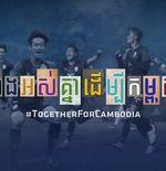 Kasta Kedua Siap Start, Liga Kamboja Lancar Bergulir di Tengah Pandemi Covid-19