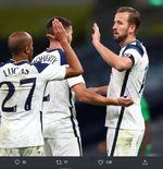 Hasil Playoff Liga Europa: 7 Gol Bawa Tottenham Hotspur Lolos ke Fase Grup