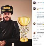 Pembalap F1 Valtteri Bottas Tunjukkan Rahasia Resep Kopi Terbaik Kedua di Dunia