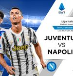 Prediksi Liga Italia: Juventus vs Napoli