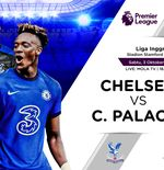 Link Live Streaming Liga Inggris: Chelsea vs Crystal Palace