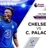 Susunan Pemain Chelsea vs Crystal Palace: Ben Chilwell Starter, Pulisic Cadangan