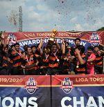 FU15FA Juara Liga TopSkor U-17 2019-2020