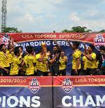 Imran Soccer Academy Juara Liga TopSkor U-16 2019-2020