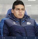 Tanpa Ampun, Rafael Benitez Minta James Rodriguez Segera Tinggalkan Everton