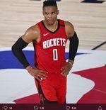 Buruknya Situasi di Houston Rockets Dimanfaatkan Charlotte Hornets Kejar Russell Westbrook