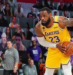LeBron James, Pemain Pertama yang Raih MVP Finals NBA di Tiga Klub Berbeda
