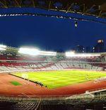 Stadion Utama Gelora Bung Karno dan Sejarah Piala Asia Tercipta