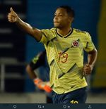 Kualifikasi Piala Dunia 2022: Motor Atalanta Bantu Kolombia Gilas Venezuela