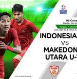 Hasil Timnas U-19 Indonesia vs Makedonia Utara U-19: Jack Brown Gemilang, Garuda Muda Menang Telak