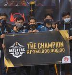 EVOS Esports Rebut Gelar Juara Free Fire Indonesia Master 2020 Fall