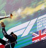 Fokus Titel Ketujuh, Lewis Hamilton Tak Pikirkan Kontrak dengan Mercedes