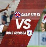 Pemain Persija dan Persipura Bertarung dalam Gol Terbaik Piala AFC