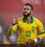 VIDEO: Aksi Bintang-bintang Timnas Brasil Saat Ini