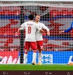 Gary Neville Temukan Penyebab Kekalahan Timnas Inggris dari Denmark
