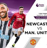 Link Live Streaming Liga Inggris: Newcastle United vs Manchester United