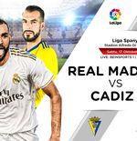 Prediksi Liga Spanyol: Real Madrid vs Cadiz