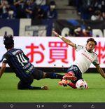 J.League 2020: Penalti ''Kontroversial'' di Laga Gamba Osaka vs Yokohama F. Marinos