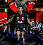 Petarung Indonesia Aziz Calim Sanjung Eks Lawan di ONE Championship