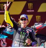 Demi Tampil di Bahrain, Valentino Rossi Batal Ikut WRC di Monza
