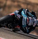 Hasil FP2 Moto2 GP Valencia 2020: Fabio Di Giannantonio Moncer, Andi Gilang Perbaiki Catatan Waktu