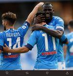 Hasil Napoli vs Atalanta: Tuan Rumah Pesta 4 Gol dalam 20 Menit
