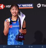 Kisah Tak Biasa Nozomi Okuhara Saat Jalani Denmark Open 2020