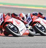 Andi Gilang Belum Menyerah Kejar Poin Perdana di Moto2 2020