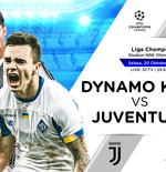 Susunan Pemain Dynamo Kiev vs Juventus: Duet Morata - Kulusevski Gantikan Peran CR7