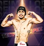 Usai Kalahkan Vasyl Lomachenko, Teofimo Lopez Ditantang Legenda UFC